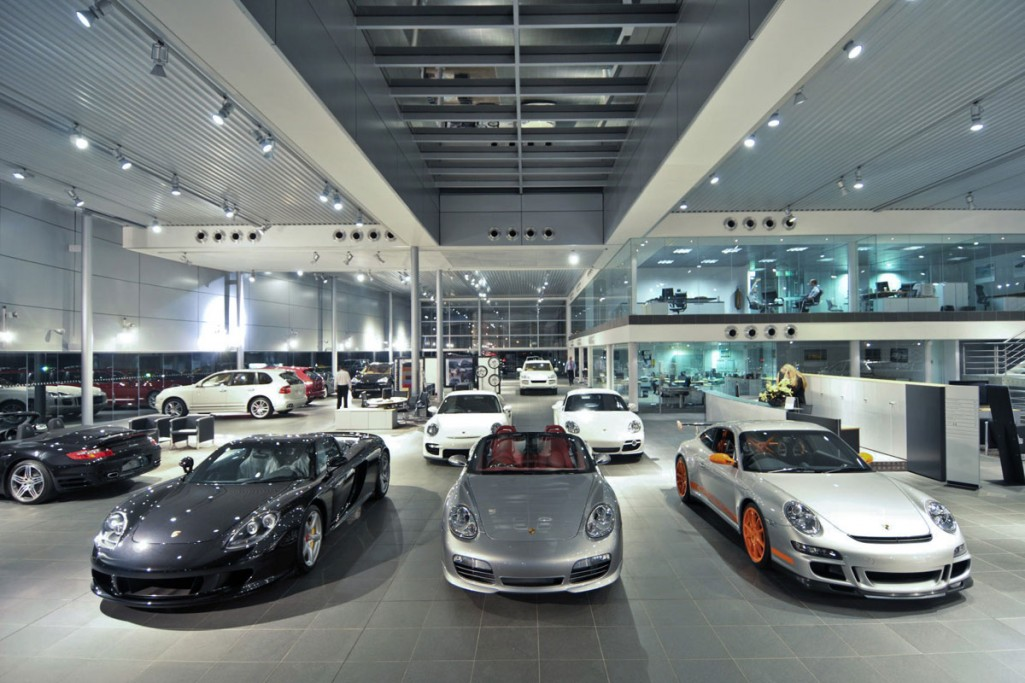 London Car Dealerships