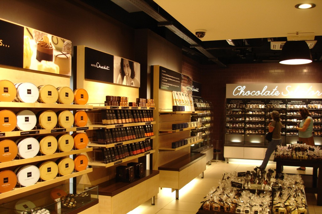 Into Lighting Hotel Chocolat Various Sites