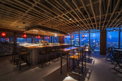 Hutong At The Shard Location: London Client: David Yeo Architect: SAY Architects
