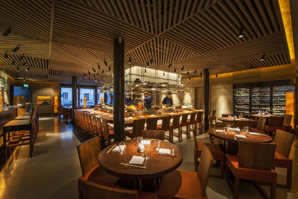 Into Lighting Roka Mayfair London