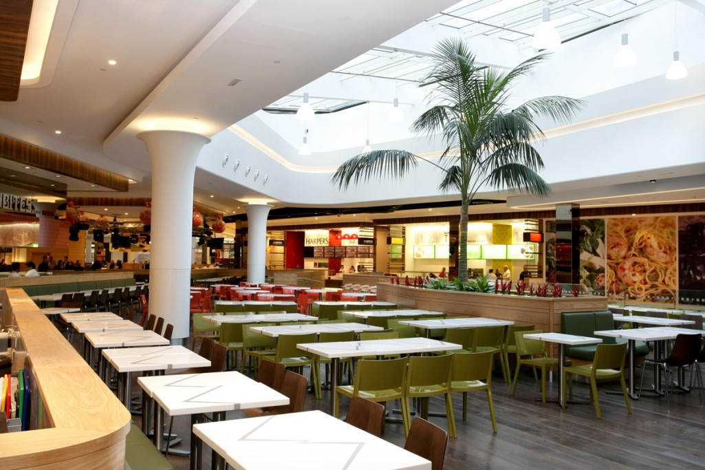 Food Court Westfields London
