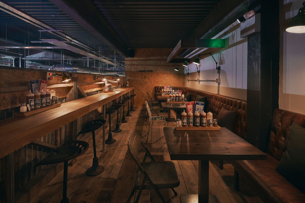 restaurant lighting design by into lighting for reds true bbq